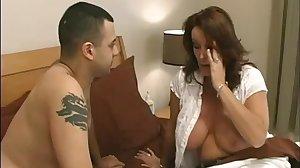 Stepmom & Not her Stepson Affair 30