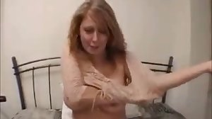 milf get laid with younger boy