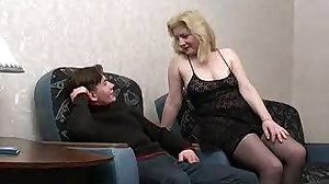 Russian Mature And Boy 107