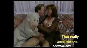 Mature Euro Mom and Son (subtitled) -..